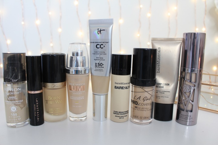 Perfect Foundation Shades For Fair Skin With Golden Undertones