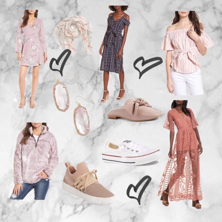 My Nordstrom Picks | Perfect Picks to Transition from Winter to Spring